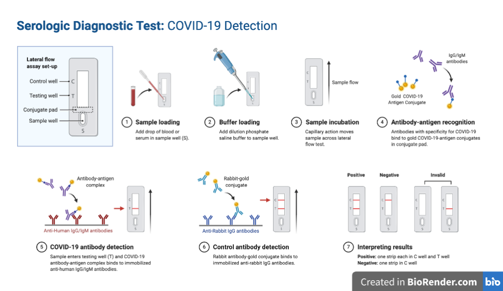 COVID-19-Serologic-Diagnostic-Test-through-Antibody-Detection
